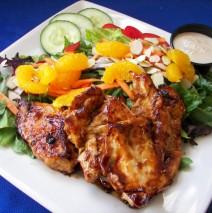 Asian Chicken or Asian Shrimp Salad