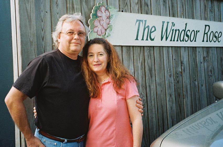 Paul Amp Marsha Sm Windsor Rose Tea Room And Restaurant