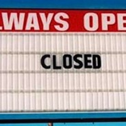 Hurricane Closures  Sept. 2,3, re-open Sept. 05