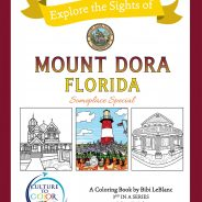 Free Ahmad Tea Tasting: Nov 22, 2019 with Author Bibi LeBlanc signing/selling the Mount Dora coloring book! Coloring & Tea 2-4 pm @ The Windsor!Make plans- Reserve 352-735-2551