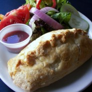 English Cornish Pasty