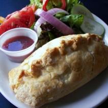 English Cornish Pasty