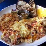 Oxford Omelette