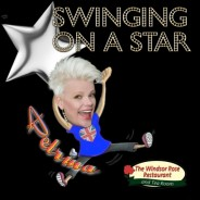 Swinging on a Star with Petrina-The British Bombshell Saturday March 11, 2017 @ 6:30pm!