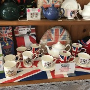 Fine Bone English China!  Come buy and Browse these unusual gifts for someone special!